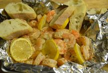 Recipes ~ Seafoods / by annie denise