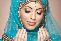 Islamic fashion style
