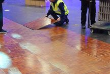 Parquet Dance Floor Hire from Event Hire UK