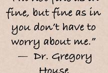 Dr.House <3
