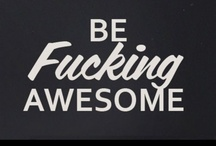 My Awesomeness Is Awesome