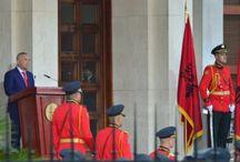 FlashNews, Bujar Nishani, Ilir Meta, Presidente Albanese