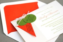 Baby/Kids Invitation Inspiration / by Llorente Design