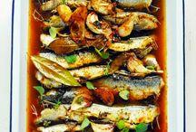 Sardines en escabeche