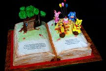 Storybook Cakes