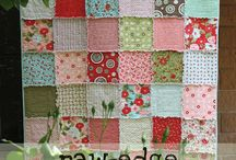 Quilts and Stitches / by Cyndi Elliott