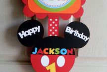 Jackson turns 1 / by Brittany Hannah