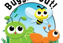 Buggin' Out! / It's all about the buzz-y, wasp-y, wing-y world of insects as we explore Buggin' Out! Soar, crawl, and wiggle with us as we dive into the dirt or peer into the sky to learn more about our teensy tiny buggy friends.