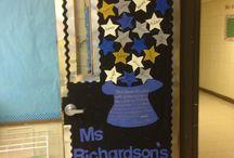 Classroom Door Ideas!