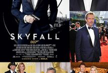 James Bond Tuxedo / Only one place in San Antonio carries the James Bond Midnight Blue Maxwell tux.