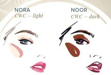 Amberly Cosmetics - Make Up Archetype / My archetype is NOOR (coming soon)