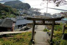 My Japan - Shikoku, Kagawa Prefecture, Takamatsu, Setouchi Islands / Pictures of my corner of Japan.