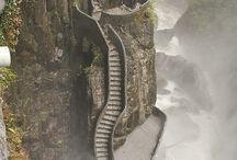 Los lugares más peligrosos del mundo,naturales o creados por el hombre .