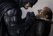 batman / by Nicholas McDonough