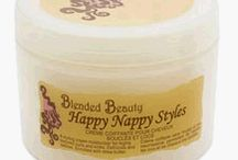 Canadian Natural Hair Products