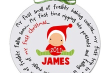 Parker's First Christmas / by Jessica Buttermore