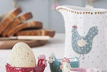 jaro velikonoce keramika