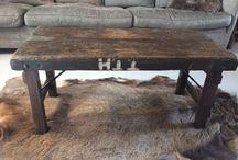 Meubels / Unieke meubels
