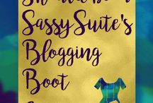 Suite Bloggers 5 Graduates / This is a group board only for those who participated in cycle 5 of the Sassy Suite Blogging Boot Camp program.  This board is intended for blog and business posts, and may be used freely for this purpose.  Learn more at www.sassysuite.com