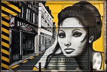Streetart en Seine-Maritime / L'art urbain des seinomarins !