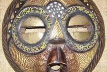 Art ~ African, Sub Saharan