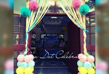 Peppa Pig Themed Party / styled by polka dot celebrations