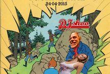 DJ SHOO - SPECIAL TINTIN / Ce vendredi sur les onde d' Atomik Radio on ce tape la gueule de Tintin sur la meilleur musique de la planète. DJ SHOO vendredi 18h00 (Minuit en Europe) www.djshoo.com & www.atomik-radio.fr