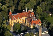 Mosdós, Pallavicini Castle