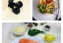 Ételek / KitchenBox termékek között szemezgethettek:)