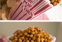 Snacks / by Carrie Campbell Pabst