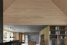 Architecture & wood / Architecture and structures based on wood
