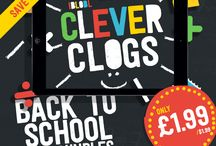 BACK TO SCHOOL #KIDS! / FAO ALL PARENTS!  #Ibbleobble have made our #Cleverclogs #bundle (all 7 #Educational #Apps) £1.99 / $1.99 for 24 hours! Learn more here!! www.iblobl.com/clever