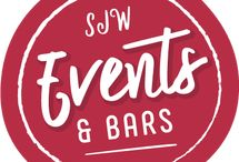 SJW Events and Bars / SJW Events and Bars offers a wedding, event and party planning service along with mobile bar hire across the South East.