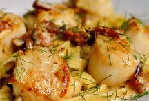 favorite recipes~seafood / by Rene' Lopez