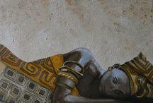 I miei Dipinti / in questo album raccolgo copie di dipinti famosi e altri realizzati da me