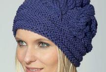 Bonnet tricoté Patron