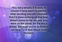My Favorite Drama/Movie Quotes / by Teena Fields-Williams