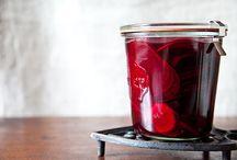 pickles, preserves, jams