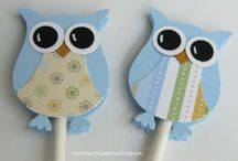 Owl party / by Anita Hill
