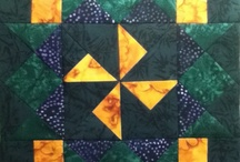 Quilting and sewing / One of my favorite hobbies.  / by Jenifer Gordon Harris