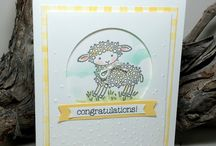 Easter Lamb / Inspiration Easter Lamb stamp