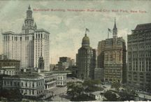 New York Postcards / Vintage postcards of NY state