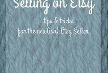 Etsy Tips and Ideas