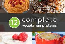 Vegie Goodness / Ideas for vegie living