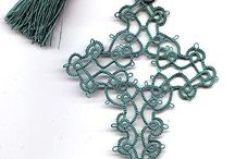 Tatting and more..... / Tatting patterns to help inspire....