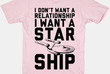 Star trek shirt designs