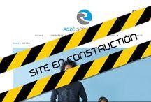 Website construction / Depuis de nombreuses semaines nous sommes en train de travailler sur le développement d'un site internet. Il arrive très prochainement, tenez-vous prêts !
