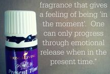 Young Living Present Time Essential Oils