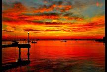 Gorgeous Gulfport Sunsets