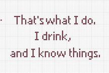 Cross Stitch Statements